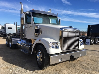 USED 2012 FREIGHTLINER CORONADO TANDEM AXLE DAYCAB TRUCK #6811-2