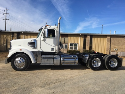 USED 2012 FREIGHTLINER CORONADO TANDEM AXLE DAYCAB TRUCK #6811-4