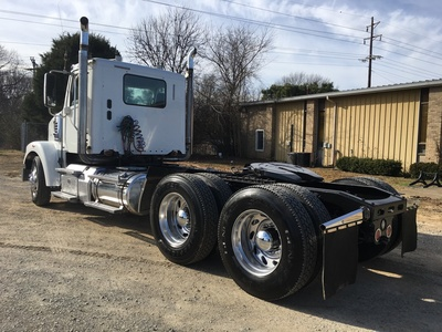 USED 2012 FREIGHTLINER CORONADO TANDEM AXLE DAYCAB TRUCK #6811-5
