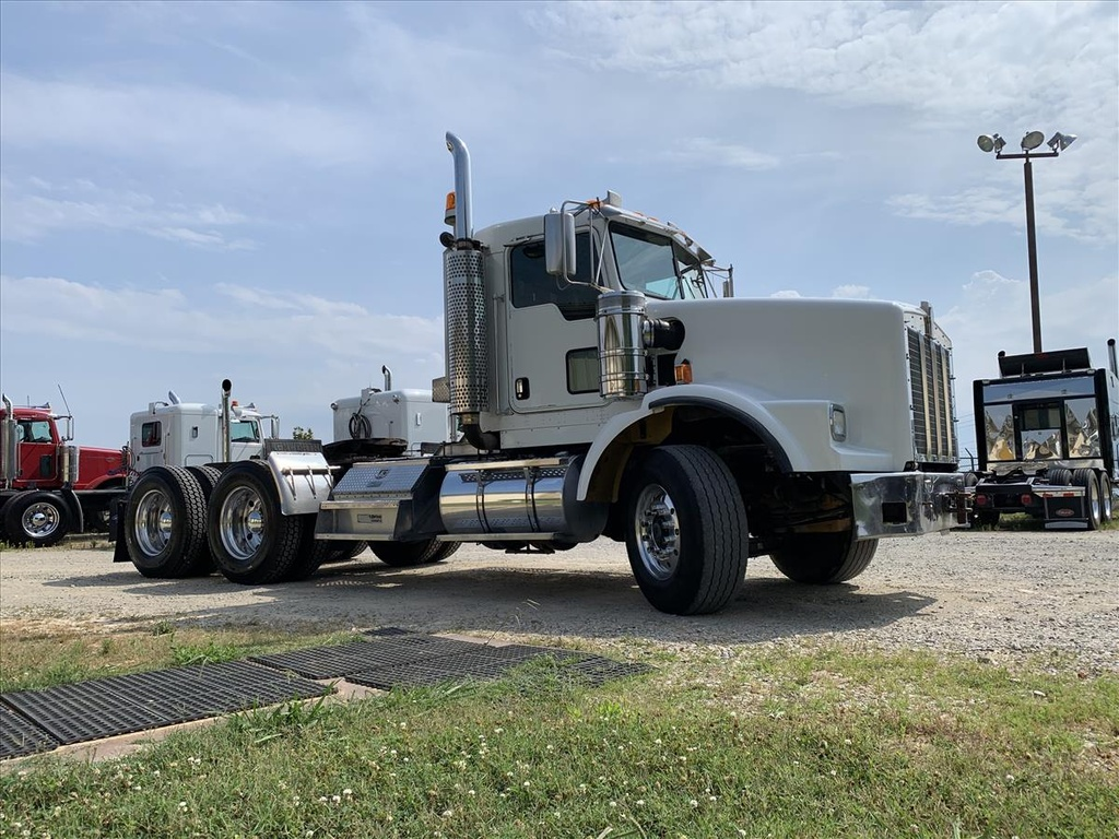 USED 2012 KENWORTH T800 TANDEM AXLE DAYCAB FOR SALE FOR SALE IN