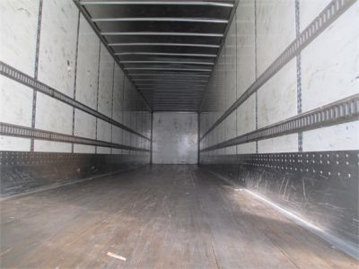 USED 2011 WABASH HD VAN TRAILER #1271-3