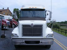 USED 2006 INTERNATIONAL 9200I TANDEM AXLE SLEEPER TRUCK #8131-5