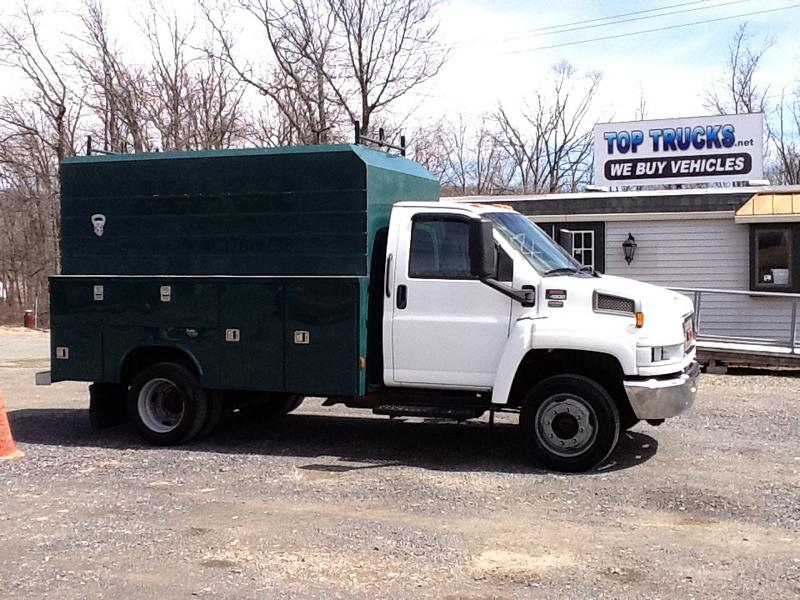 USED 2003 GMC C4500 SERVICE - UTILITY TRUCK #8264