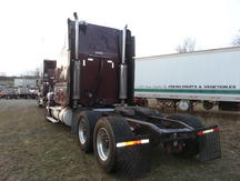 USED 2005 FREIGHTLINER CL12064ST TANDEM AXLE SLEEPER TRUCK #8409-3