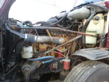 USED 2005 FREIGHTLINER CL12064ST TANDEM AXLE SLEEPER TRUCK #8409-6