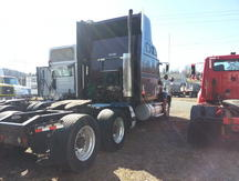 USED 2006 INTERNATIONAL 9200I TANDEM AXLE SLEEPER TRUCK #8410-4