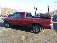 USED 1999 FORD RANGER 2WD PICKUP TRUCK #8413-2