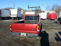 USED 1999 FORD RANGER 2WD PICKUP TRUCK #8413-4