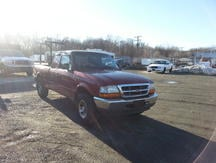USED 1999 FORD RANGER 2WD PICKUP TRUCK #8413-5