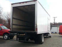 USED 2007 FREIGHTLINER M2 REEFER TRUCK #8423-4