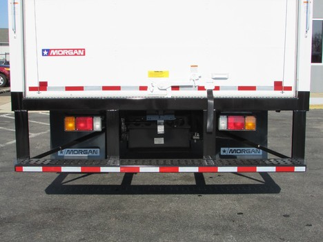 NEW 2019 ISUZU NPR EFI 16 FT BOX VAN TRUCK #11299-10