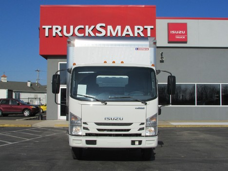 NEW 2019 ISUZU NPR EFI 16 FT BOX VAN TRUCK #11299-2