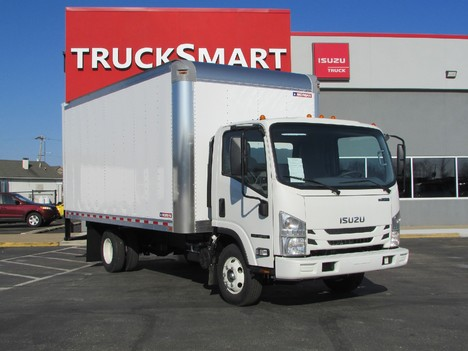 NEW 2019 ISUZU NPR EFI 16 FT BOX VAN TRUCK #11299-3