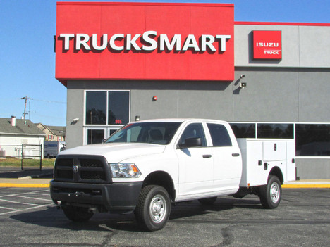 USED 2017 RAM 2500 ST SERVICE - UTILITY TRUCK #11338
