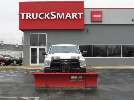 USED 2017 RAM 2500 ST SERVICE - UTILITY TRUCK #11338-16