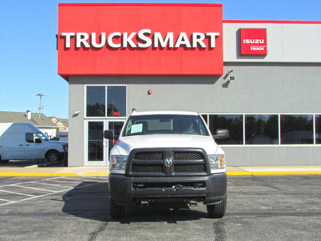 USED 2017 RAM 2500 ST SERVICE - UTILITY TRUCK #11338-2