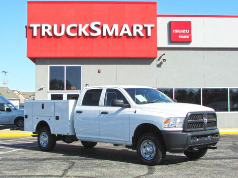 USED 2017 RAM 2500 ST SERVICE - UTILITY TRUCK #11338-3