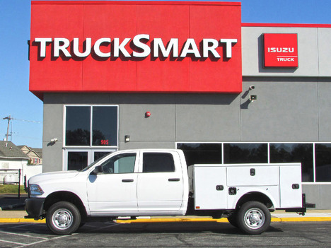 USED 2017 RAM 2500 ST SERVICE - UTILITY TRUCK #11338-4