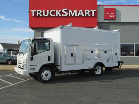 NEW 2019 ISUZU NPR-HD EFI WORKPORT SERVICE - UTILITY TRUCK #11382