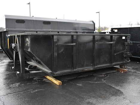 NEW OTHER 11 YD HOOKLIFT/ROLL OFF ROLL-OFF BODY TRUCK BODY #11755