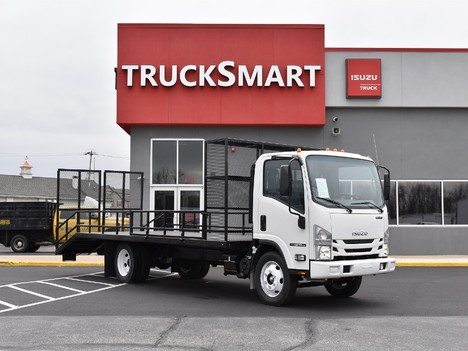 NEW 2020 ISUZU NPR-HD 18 FT LANDSCAPE TRUCK #11831-3