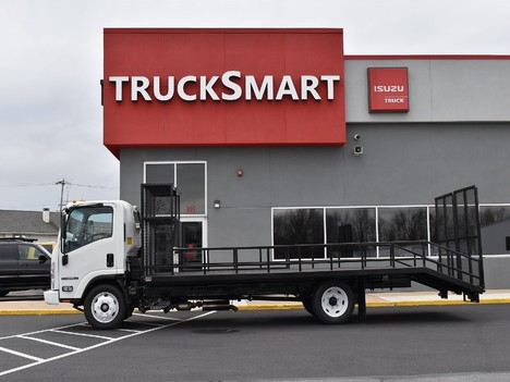 NEW 2020 ISUZU NPR-HD 18 FT LANDSCAPE TRUCK #11831-4