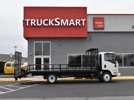 NEW 2020 ISUZU NPR-HD 18 FT LANDSCAPE TRUCK #11831-5