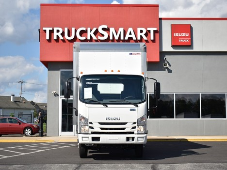 NEW 2020 ISUZU NPR-HD 16 FT BOX VAN TRUCK #12170-2