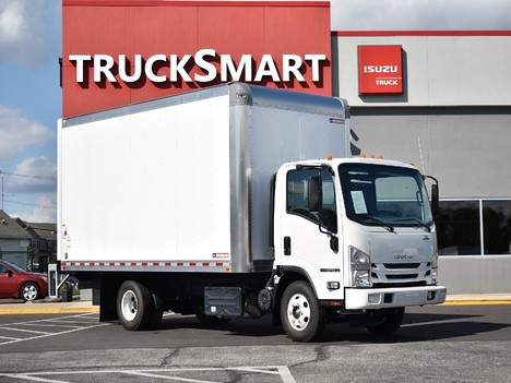 NEW 2020 ISUZU NPR-HD 16 FT BOX VAN TRUCK #12170-3