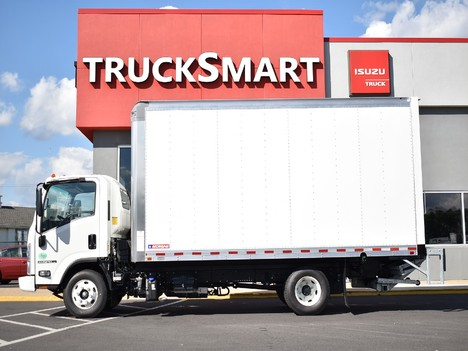 NEW 2020 ISUZU NPR-HD 16 FT BOX VAN TRUCK #12170-4