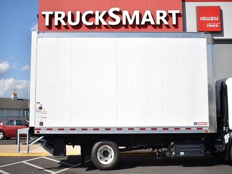 NEW 2020 ISUZU NPR-HD 16 FT BOX VAN TRUCK #12170-7