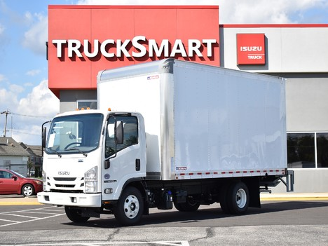 NEW 2020 ISUZU NPR-HD 16 FT BOX VAN TRUCK #12171