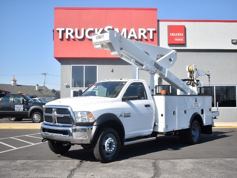 USED 2015 RAM 5500 SERVICE - UTILITY TRUCK #12320