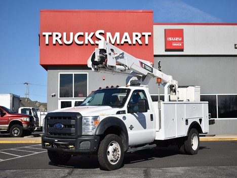 USED 2015 FORD F550 SERVICE - UTILITY TRUCK #12328