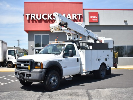 USED 2007 FORD F550 SERVICE - UTILITY TRUCK #12369