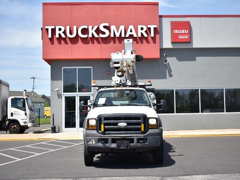 USED 2007 FORD F550 SERVICE - UTILITY TRUCK #12369-2