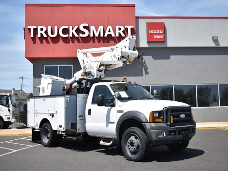 USED 2007 FORD F550 SERVICE - UTILITY TRUCK #12369-3
