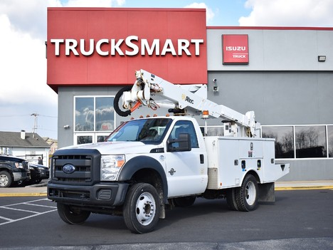 USED 2015 FORD F550 SERVICE - UTILITY TRUCK #12379