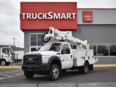USED 2015 FORD F550 SERVICE - UTILITY TRUCK #12390