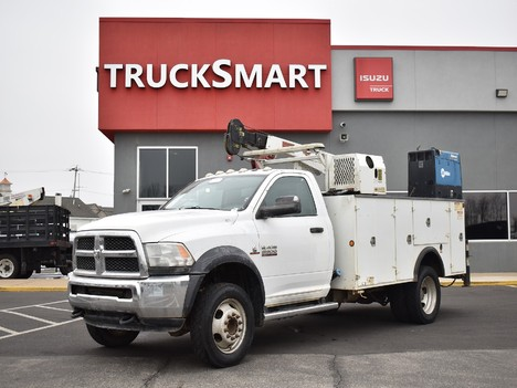 USED 2015 RAM 5500 SERVICE - UTILITY TRUCK #12429