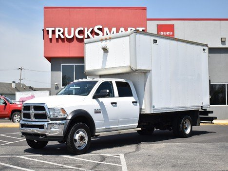 USED 2015 RAM 5500 SERVICE - UTILITY TRUCK #12528