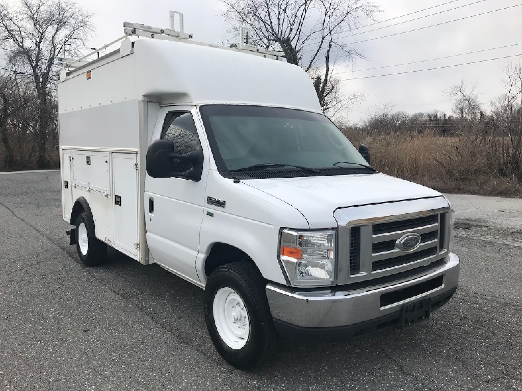 9ea9c2ad44 2012 FORD E350 SERVICE - UTILITY TRUCK FOR SALE. Sorry