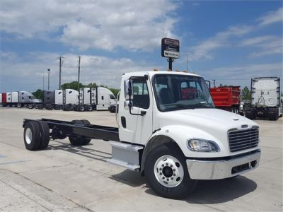 NEW 2018 FREIGHTLINER BUSINESS CLASS M2 106 CAB CHASSIS TRUCK #1640-3