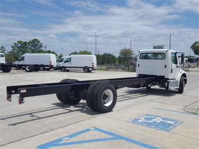 NEW 2018 FREIGHTLINER BUSINESS CLASS M2 106 CAB CHASSIS TRUCK #1640-4