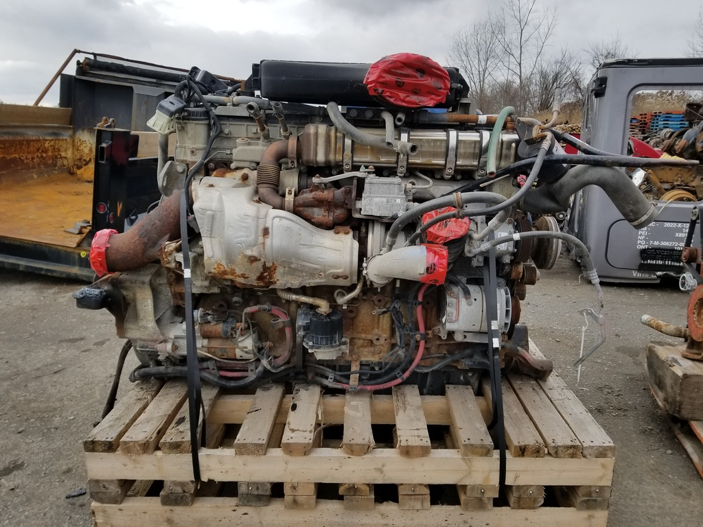 USED 2008 INTERNATIONAL PROSTAR COMPLETE ENGINE TRUCK PARTS #10