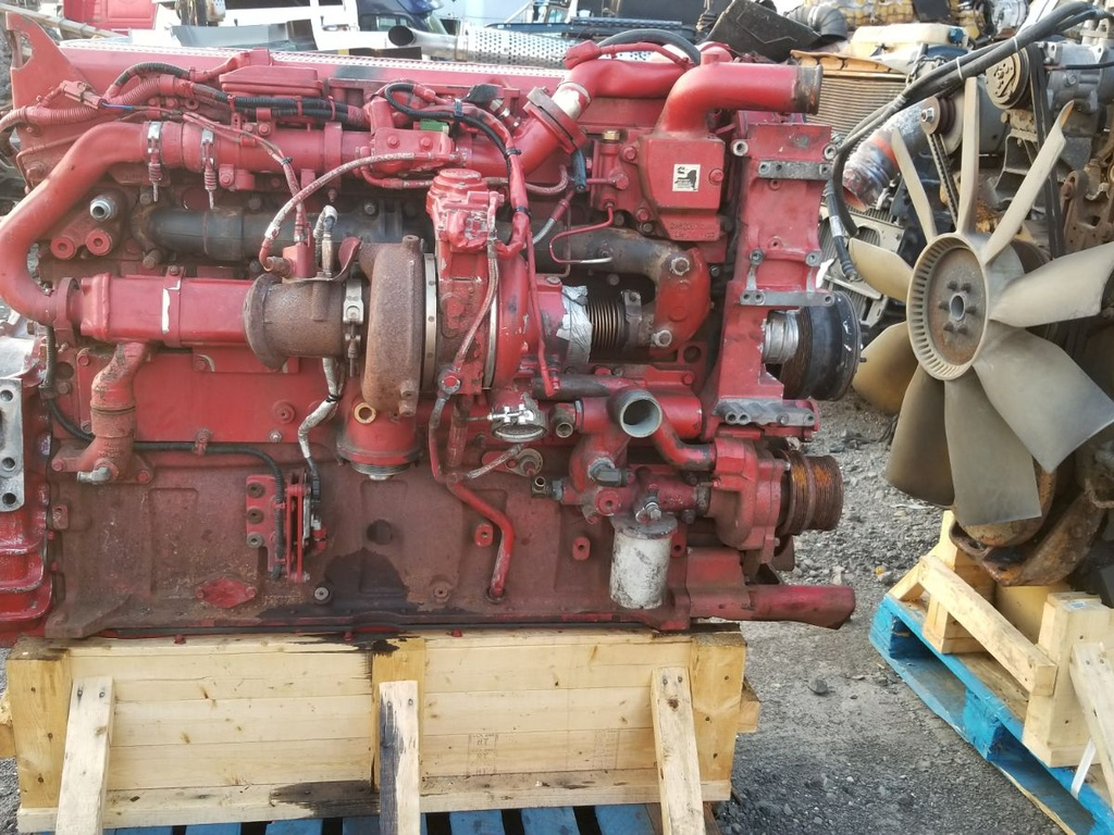 USED 2012 OTHER ISX COMPLETE ENGINE TRUCK PARTS #4