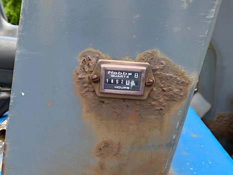 USED 2002 OTHER PRINCETON D50 TELESCOPIC FORKLIFT EQUIPMENT #3834-5