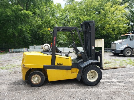 USED 2000 OTHER YALE GLP120 MAST FORKLIFT EQUIPMENT #3899-2