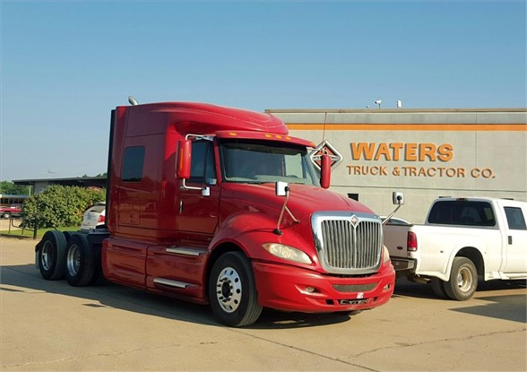 USED 2008 INTERNATIONAL PROSTAR TANDEM AXLE SLEEPER TRUCK #41190