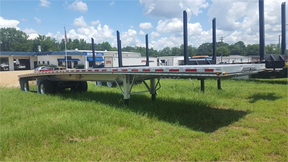 NEW 2018 EAST 48 FT FLATBED TRAILER #1379